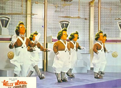 Oompa Loompa Men